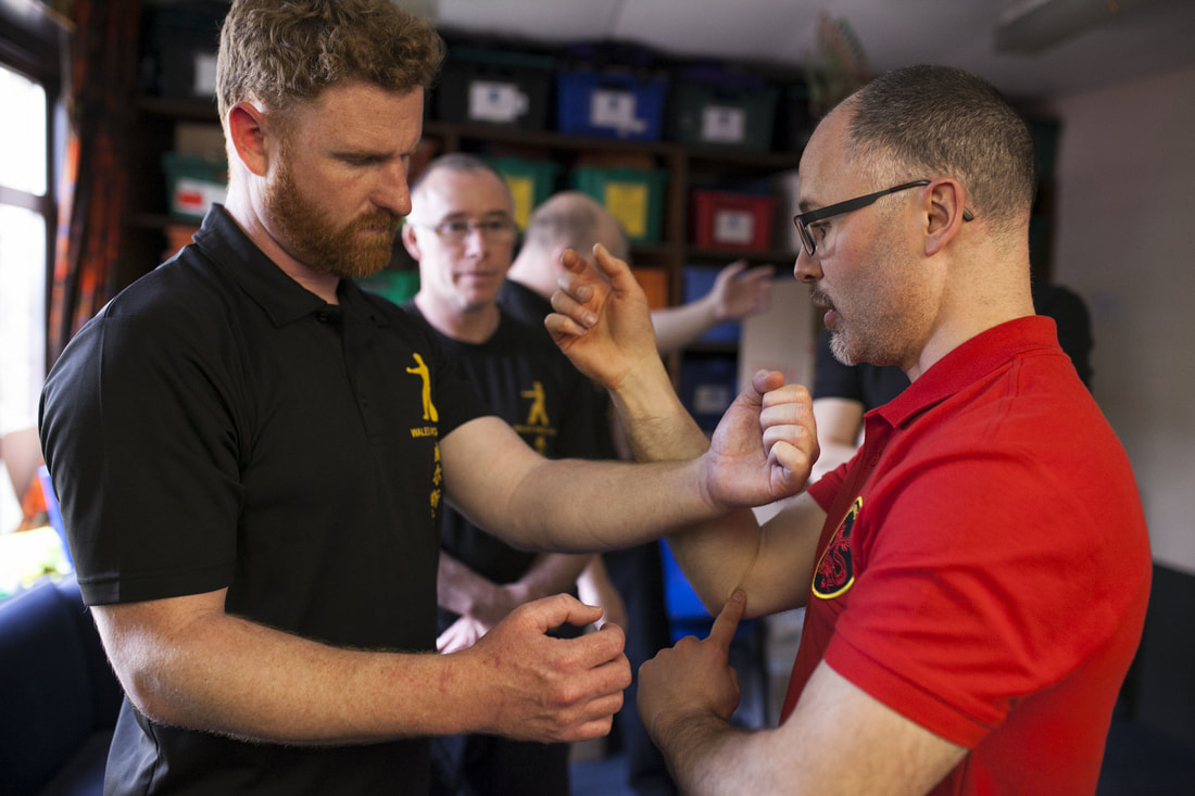Chu Shong Tin wing chun Sheffield